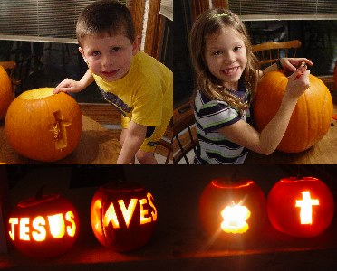 Christian Halloween?